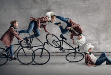 Hövding 3: Airbag fürs Fahrrad