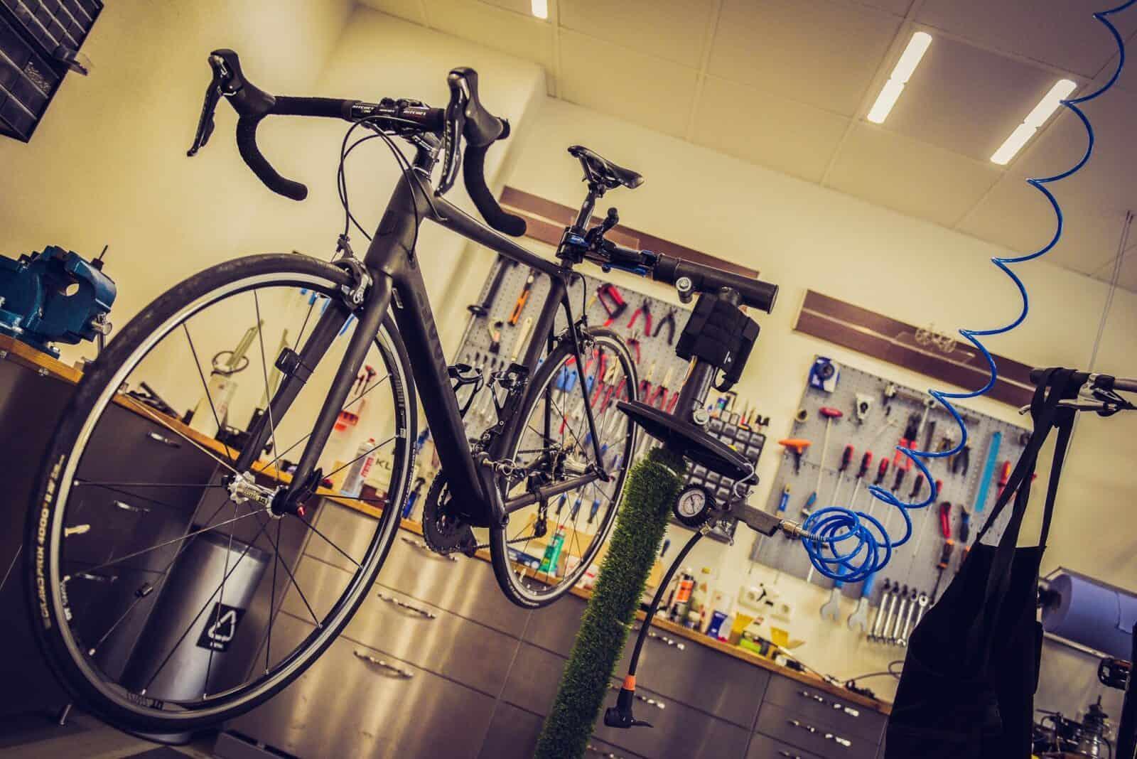 Fahrrad Gadgets Werkstatt