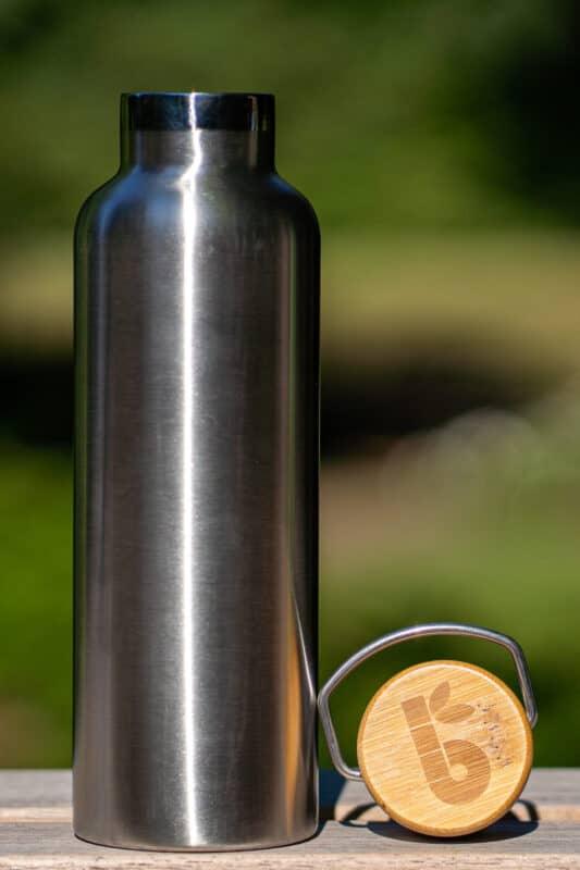 Bambaw nachhaltige Edelstahltrinkflasche