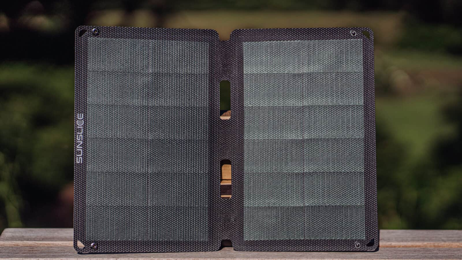 SunSlive Solarpanel 12W